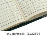 old student's book | Shutterstock . vector #2132939