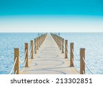 Pier Over Waters