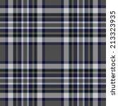 tartan fabric texture   stock... | Shutterstock .eps vector #213323935