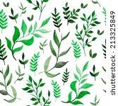 a vector seamless pattern of... | Shutterstock .eps vector #213325849