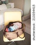 Overnight Duffel Bag Packed An...