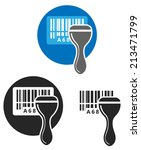 Barcode Scanner - Illustration
