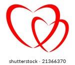 heart | Shutterstock . vector #21366370