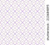 purple curve blossom seamless... | Shutterstock .eps vector #213684895