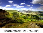Patterdale And Helvellyn From...