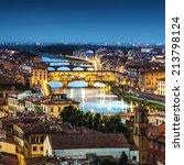 Florence  Ponte Vecchio Arch...