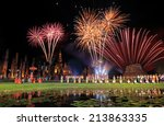 Sukhothai  Thailand   Aug 16 ...