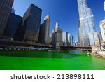 Chicago Green River During...