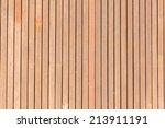 Wood Slate Deck Section Wood...