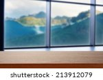 free space and window space  | Shutterstock . vector #213912079