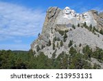 Small photo of Mt Rushmore 1