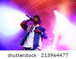 barcelona   may 29  earl... | Shutterstock . vector #213964477