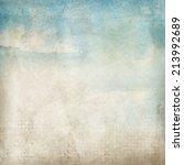 vintage paper background retro... | Shutterstock . vector #213992689