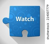 beautiful watch web icon | Shutterstock .eps vector #214007779
