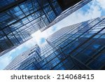 building abstract  | Shutterstock . vector #214068415