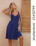 beautiful woman fashion... | Shutterstock . vector #21420799