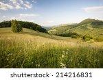Majestic Mountains Landscape...