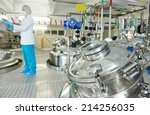 Pharmaceutical factory...