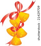 bells vector | Shutterstock .eps vector #21429709