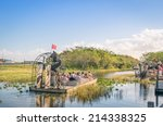everglades  usa   november 30 ...   Shutterstock . vector #214338325