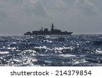 military peacekeeping patrol... | Shutterstock . vector #214379854