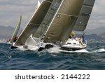 sailing in the mediterranean...   Shutterstock . vector #2144222