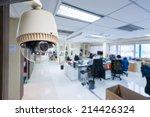 Cctv Or Surveillance Operating...