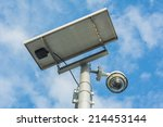 Security Camera With Solar Power