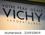 circa july 2014   chamonix  the ... | Shutterstock . vector #214510819
