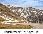 part of of transfagarasan... | Shutterstock . vector #214525645