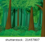 detailed illustration of an... | Shutterstock . vector #21457807