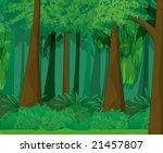 detailed illustration of an... | Shutterstock . vector #21457807