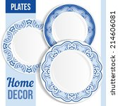 set of 3 matching decorative...