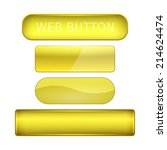 web buttons set | Shutterstock .eps vector #214624474