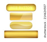 web buttons set | Shutterstock .eps vector #214624507