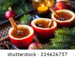 Apple Cider With Cinnamon...