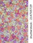 floral background | Shutterstock . vector #214705729