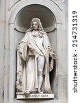 Постер, плакат: Statue of Francesco Redi