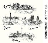 Paris  London  Berlin  Sydney ...