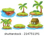 illustration of different... | Shutterstock .eps vector #214751191
