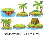 illustration of different... | Shutterstock .eps vector #214751191
