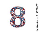 Number 8. Molecule Alphabet...