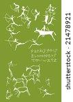 vector illustrations of rock...   Shutterstock .eps vector #21478921