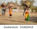 torit  south sudan february 20... | Shutterstock . vector #214826419