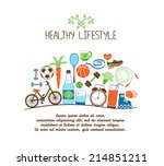 healthy lifestyles vector