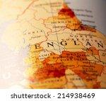 Map England