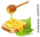 jpeg honey | Shutterstock . vector #21495979