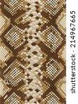 seamless vector snake skin... | Shutterstock .eps vector #214967665