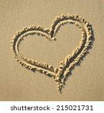 Heart Shape Symbol Drawn On...