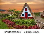 Traditional Rural House In...